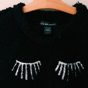 Fluffy pullover! Never worn! Super cute!